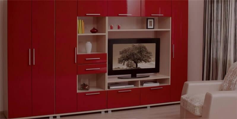 Красная стенка